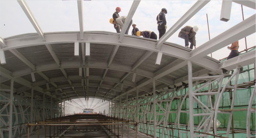 深圳市寶安機場航空站區擴建工程地面交通