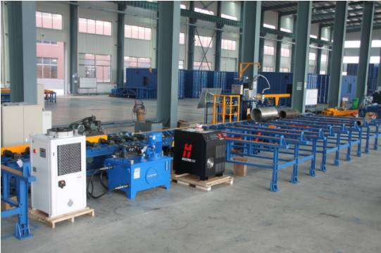 5-axis CNC Flame and Plasma Cutting & Profiling Machine