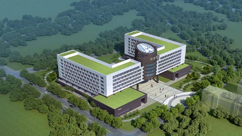 中南財經政法大學教學樓工程基本概況