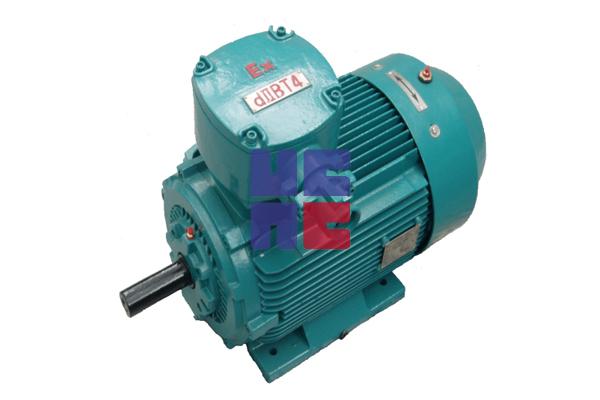 T(B)YC系列低压自起动(隔爆型)三相永磁同步电动机(H132~H315)