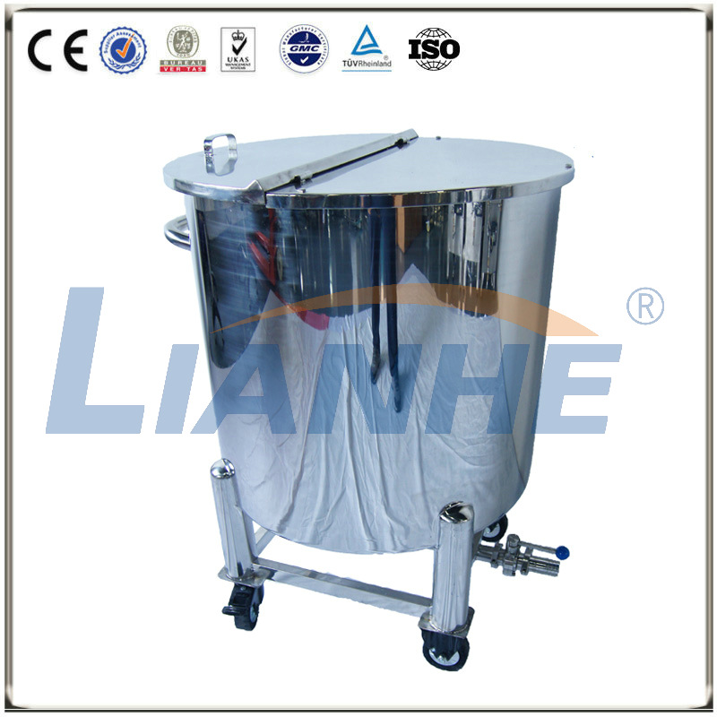 300L Movable Open Storage Tank