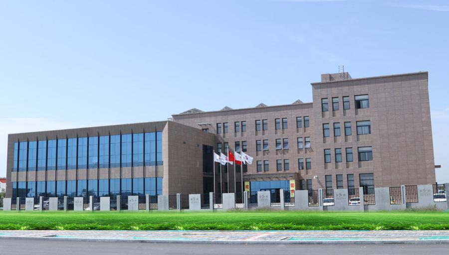 陕建(西咸新区)建筑产业基地办公楼