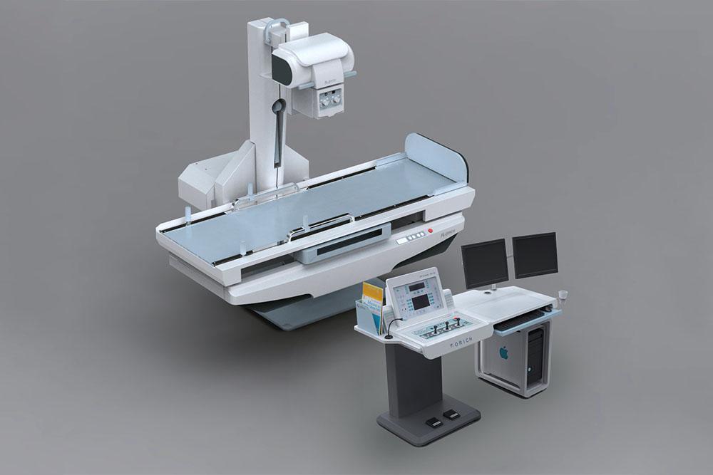 數字化醫用X射線攝影系統 DF-323H
