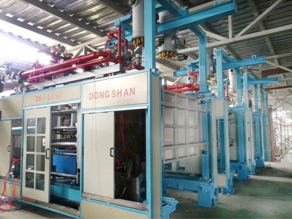 Auto shape Molding Machine series (SMED Type)