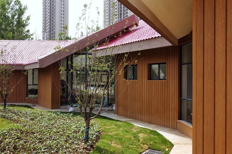 生态木墙板的优质优点