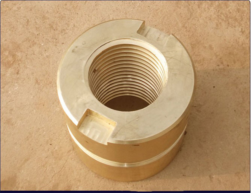 螺旋压力机铜螺母
