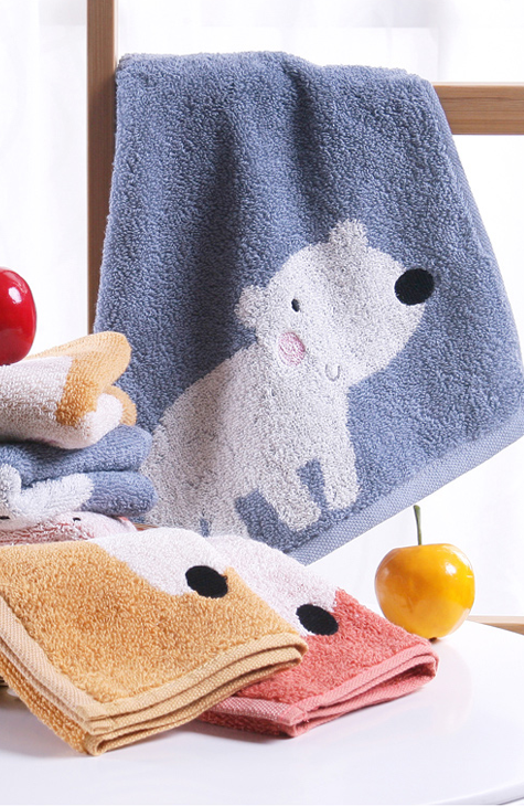 CHILDREN TOWEL<br>童巾系列