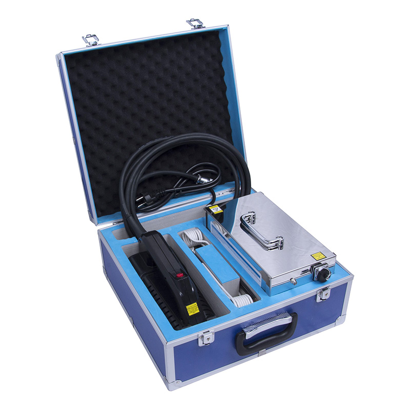 DW-1.2KW無火焰便攜手持式感應加熱器