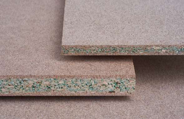 Thailand imported particleboard