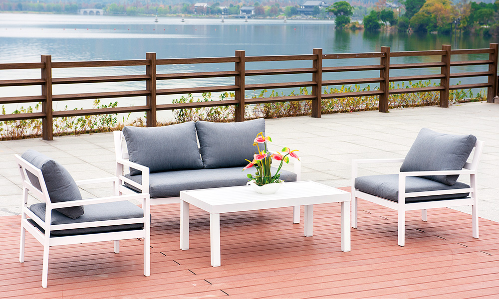 Enjoy leisure outdoor furniture
