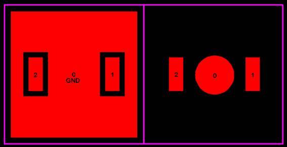 發光二極管基板電路設計對光通量維持率的影響
