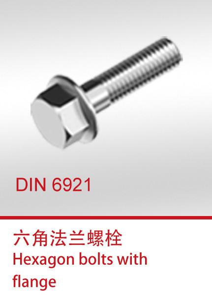 DIN 6921  EN 1665  GBT 5789