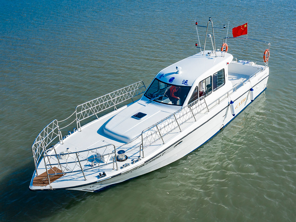13.5m leisure fishing boat JY1350
