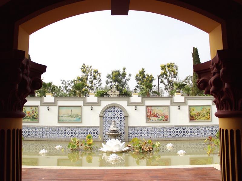 第十屆中國(武漢)國際園林博覽會 澳門園