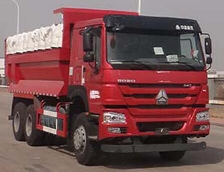 QDZ3251ZH38E1型自卸汽車