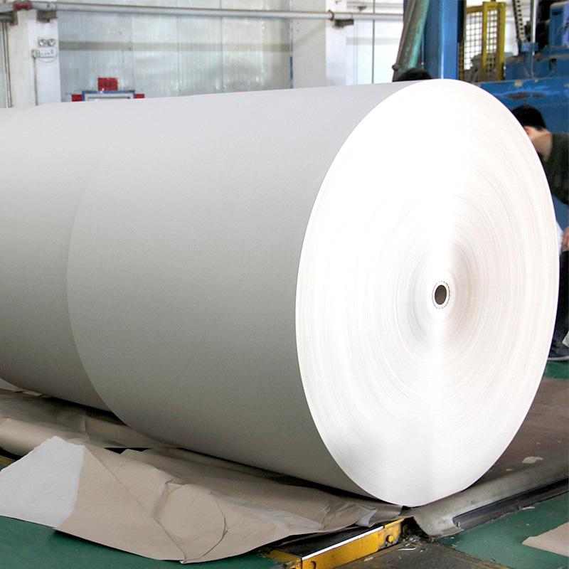 石膏板护面下纸