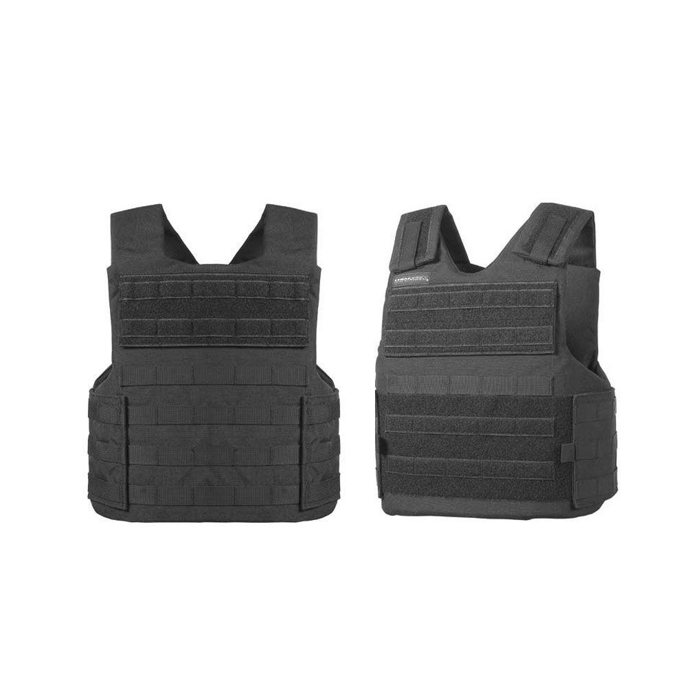 Tactical body armor ballistic vest