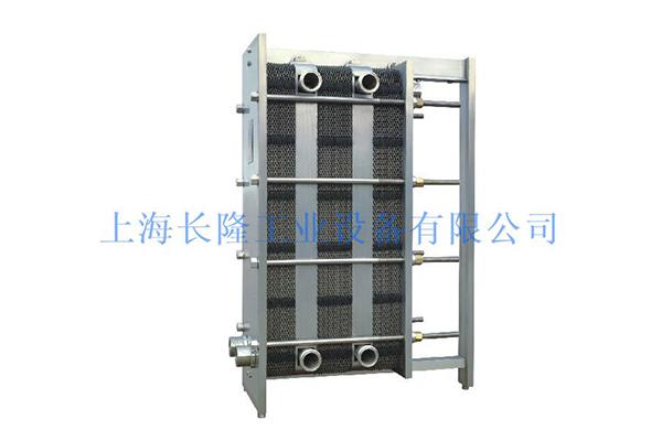 多段式板式換熱器