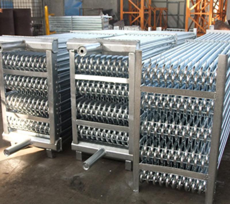 冷凍機排管