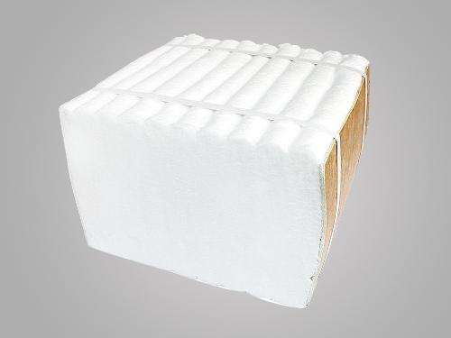 硅酸铝纤维折叠模块
