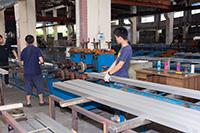 鋁型材擠壓質量和產量的優化與提高