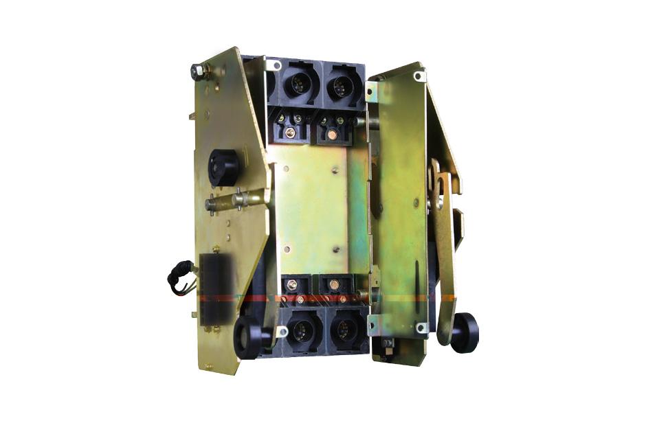 CH2 系列塑殼斷路器抽出式裝置