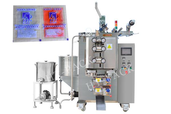 液体包装机 全自动AB双物料包装机