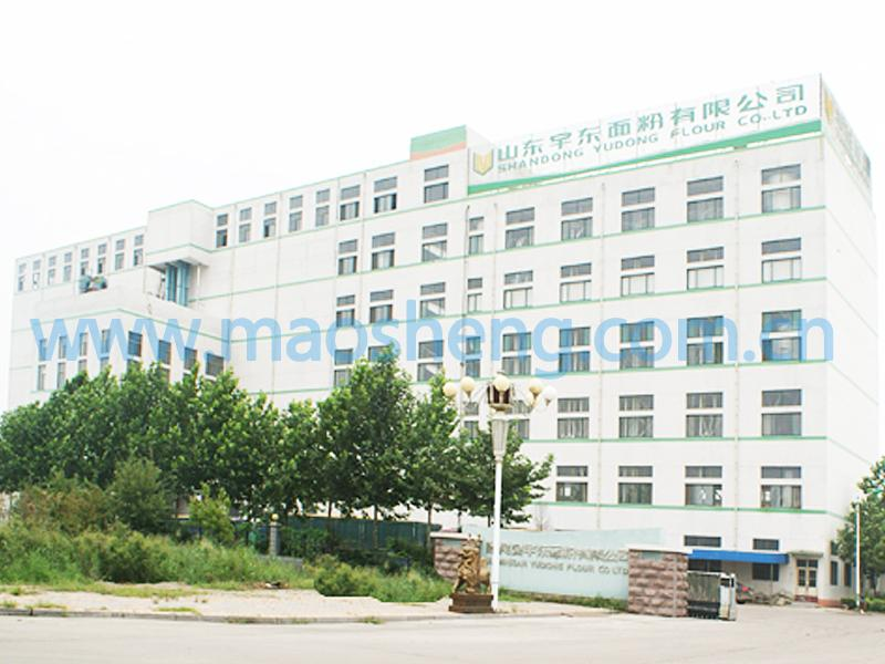 Shandong yudong flour co. LTD