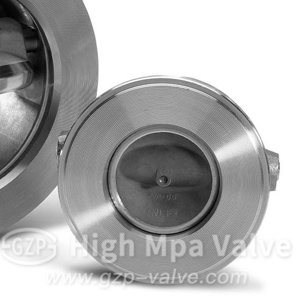 Sereve Service Single plate check valve