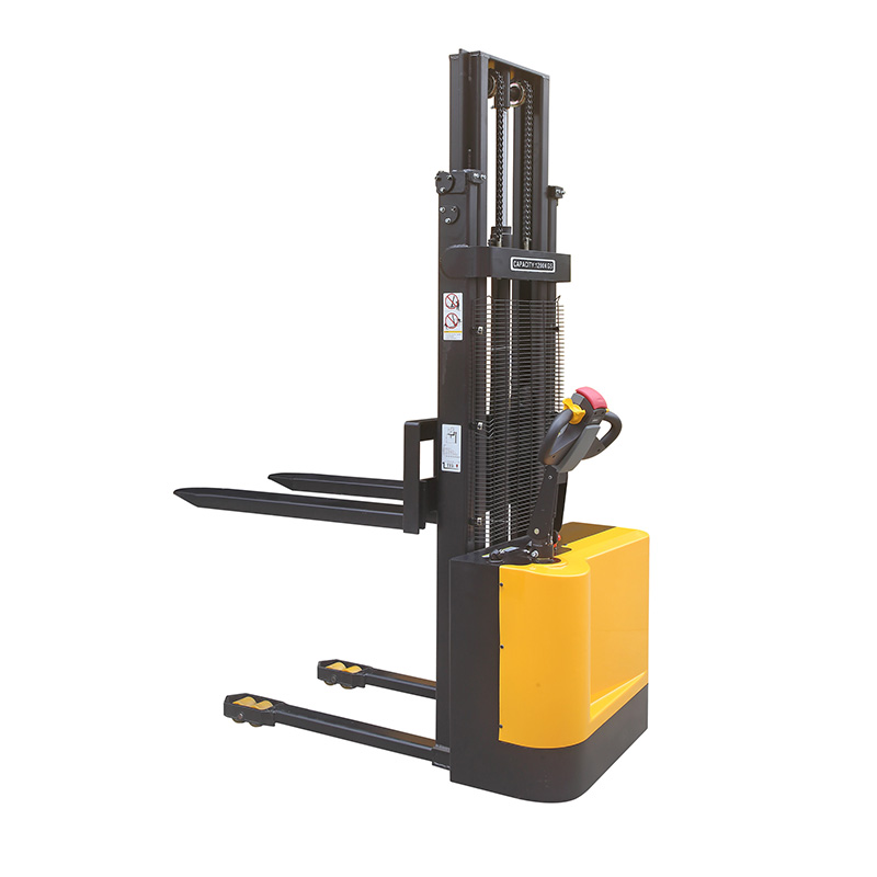 Fully automatic stacker
