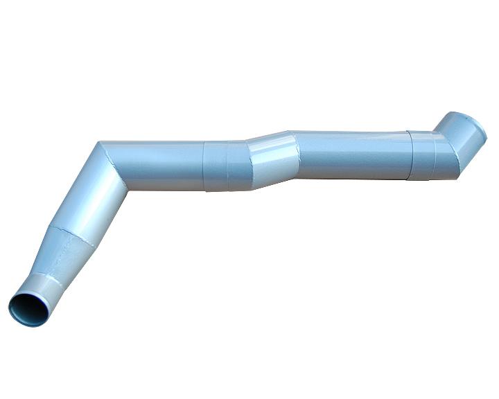 中冷器進氣管4