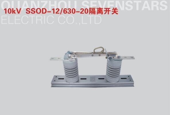 10kV SSOD-12630- -20隔離開關