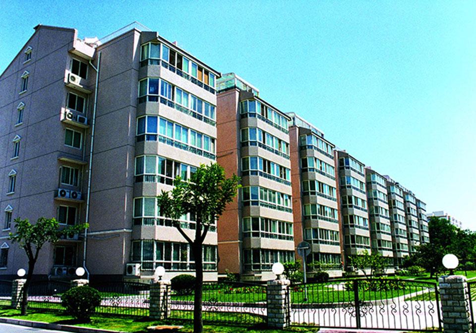 北京機械自動化研究所住宅樓