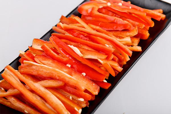 彩椒条-菜之源净菜