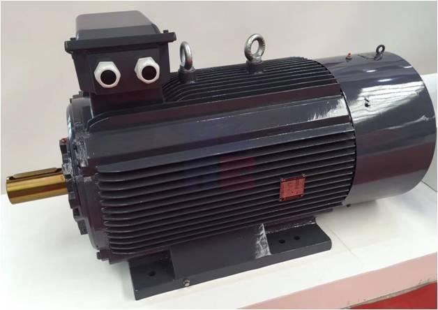 YZP2系列起重及冶金用變頻調速三相異步電動機(機座號112-355)
