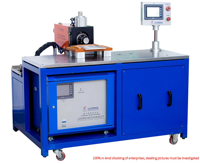 Ultrasonic Metal Rolling Welding Machine (Applying lug pole piece over 80mm)