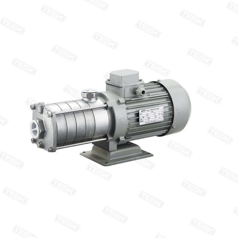 Horizontal multistage centrifugal pump SHM
