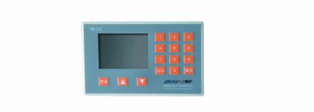 PW-ILC-II-XS型控制面板