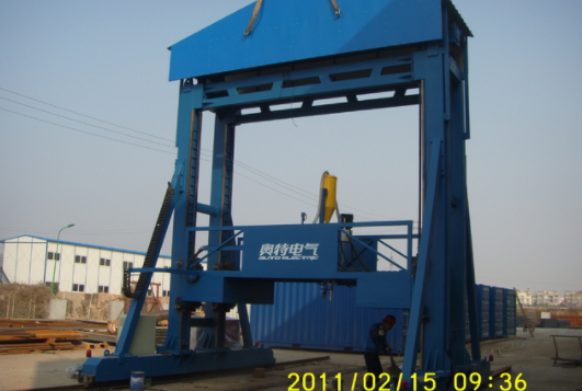 Gantry Type External Seam Welding Station