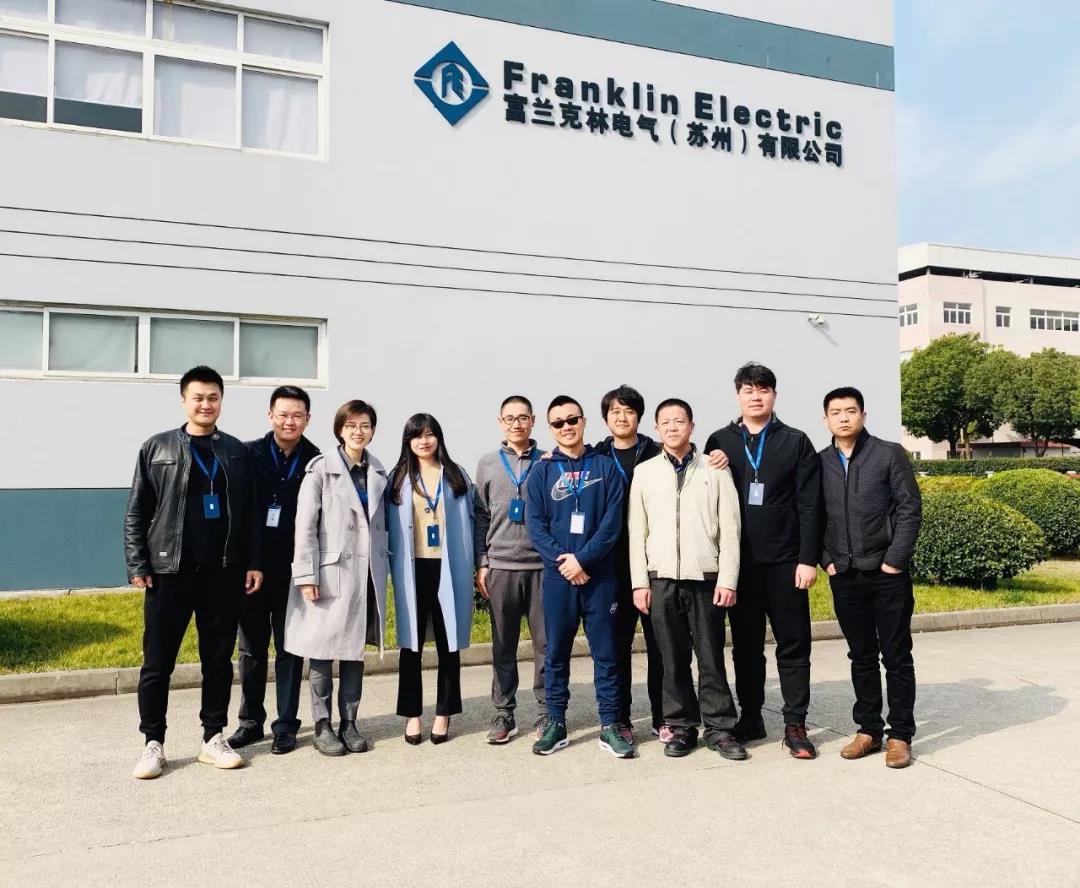 2019年3月,富兰克林携手万博克举办华北壳牌专场培训