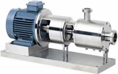 管线式乳化机
