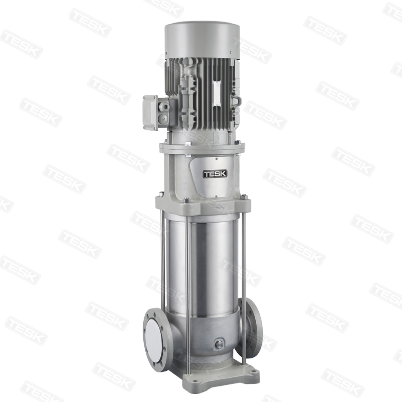 Vertical multistage centrifugal pump SVH/SVHT