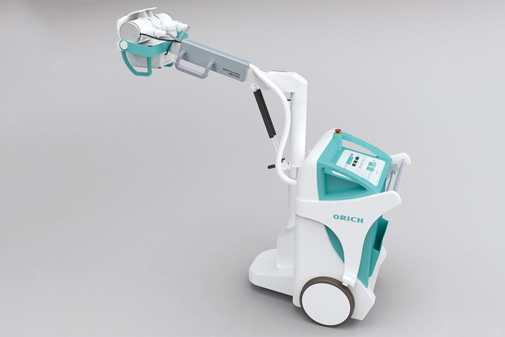 高頻移動式X射線攝影設備 OX-320H
