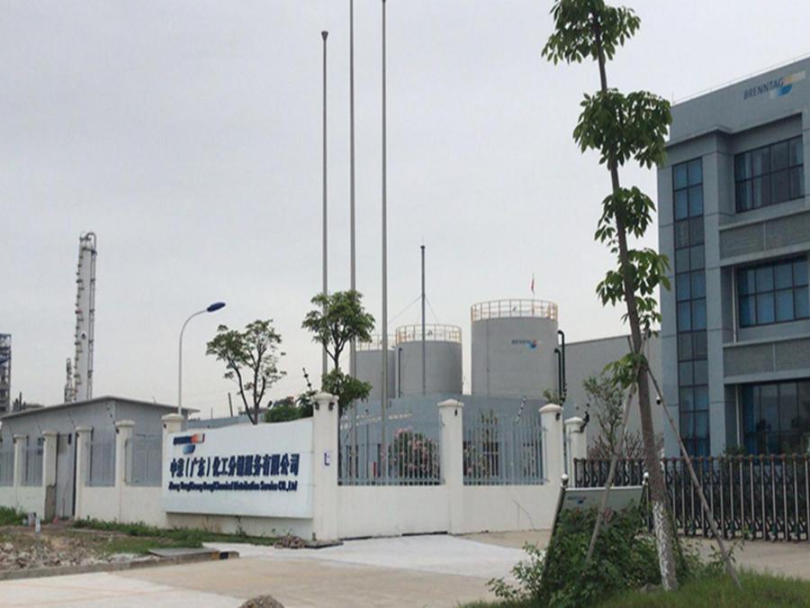 東榮化工冷水+熱水系統