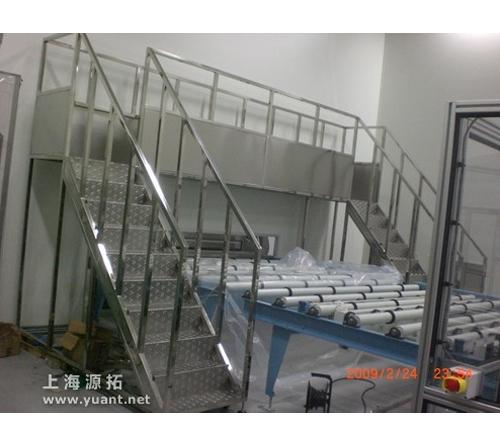 YT800000245 不锈钢楼梯