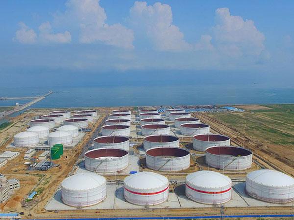 海南华信洋浦石油储备基地项目(一期工程)监理第一标段