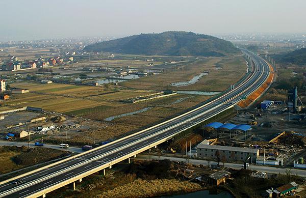 杭州绕城高速南线1标