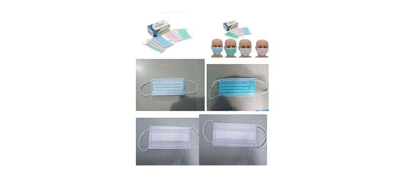 Disposable protective mask (non medical)