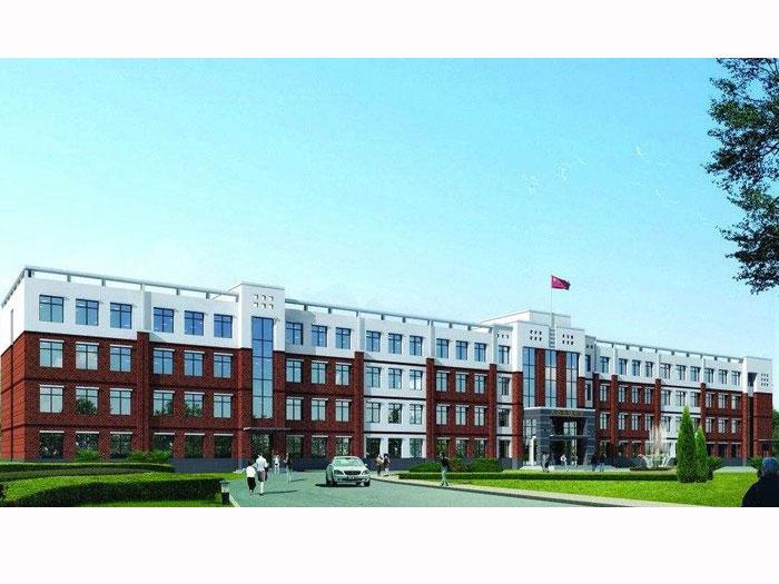 青島南開教育基地項目