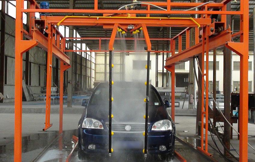雙七式無刷洗車機DXC(E1)